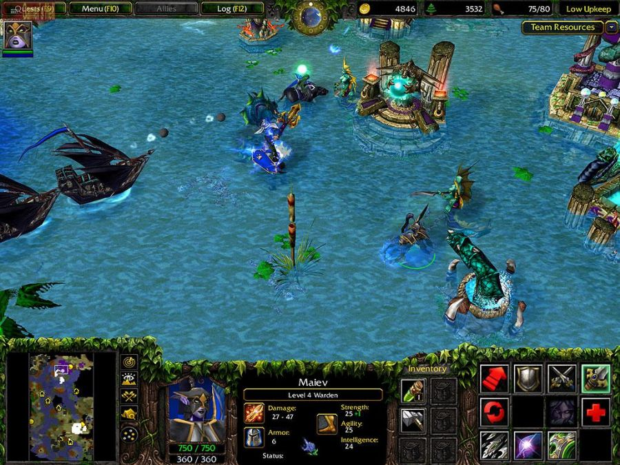 Download warcraft iii: the frozen throne now from softonic